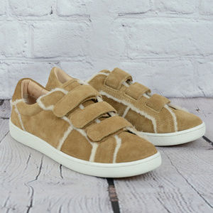 NEW! UGG Alix Spill Seam Velcro Sneaker